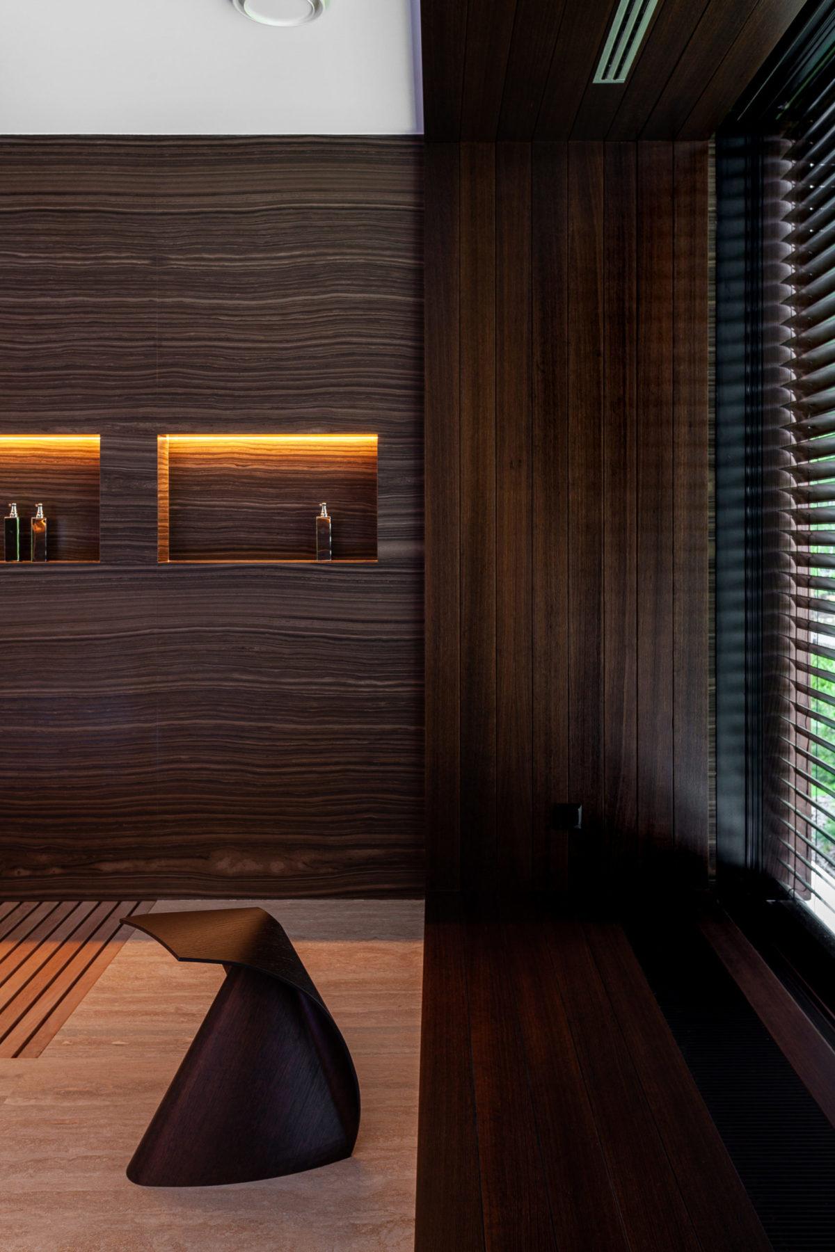 Ванная комната японский минимализм