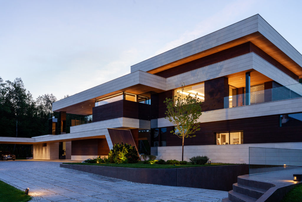 Архитектура дома японский минимализм