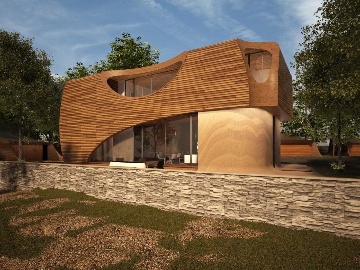 Эко архитектура