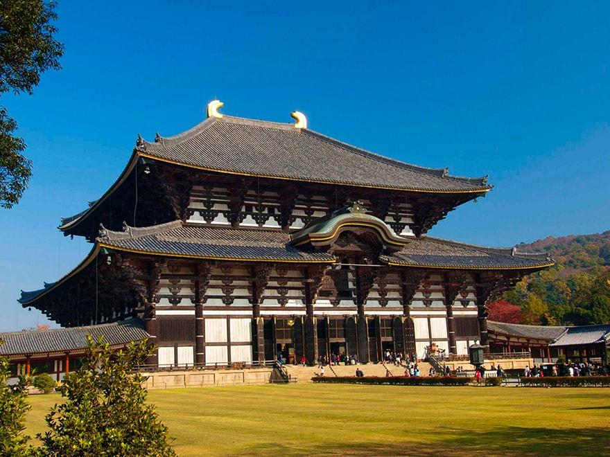 История японской архитектуры
