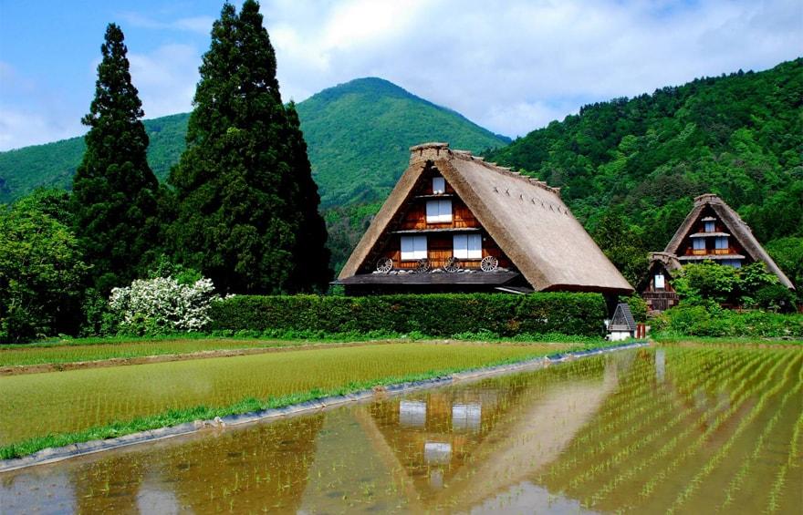 Традиционная архитектура Японии