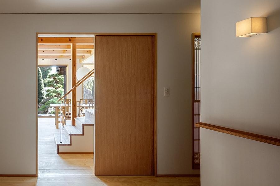 Японская архитектура частного дома