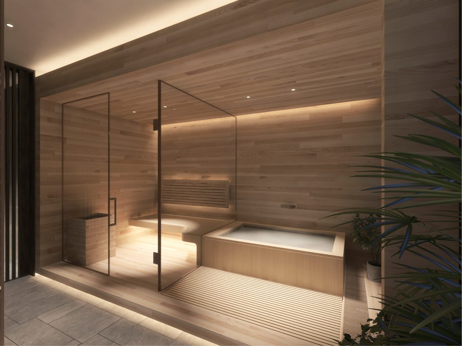 Ванная комната в минимализме