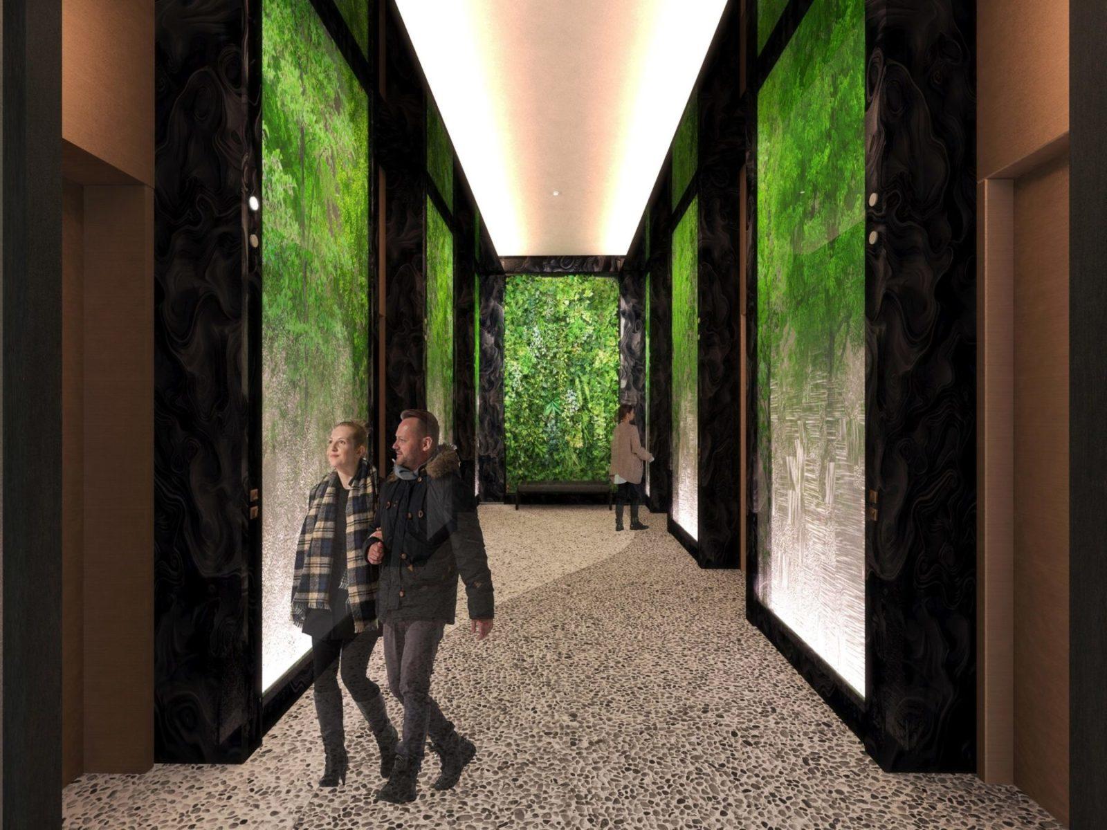 Дизайн лифта