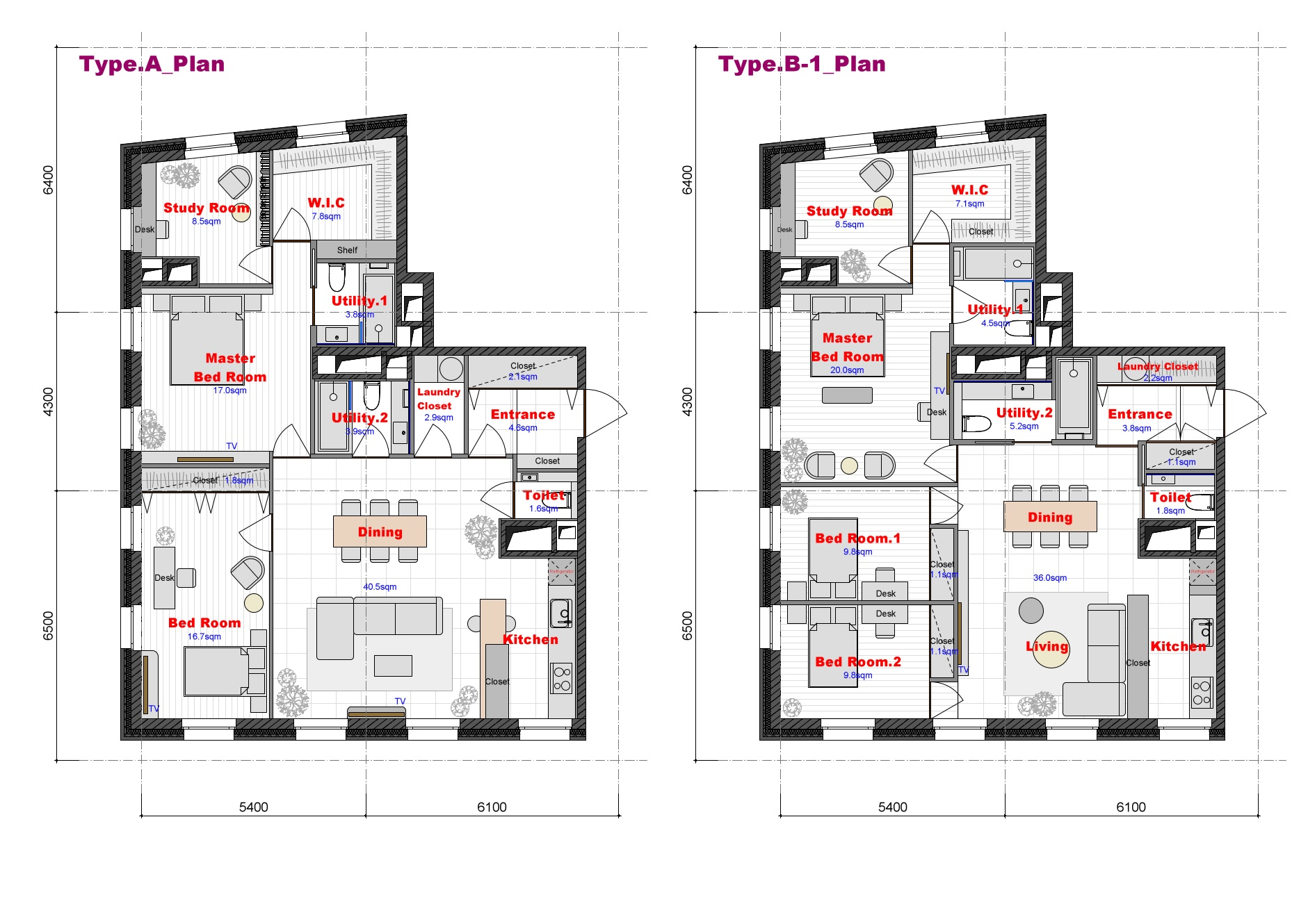 Перепланировка квартиры Центринвест
