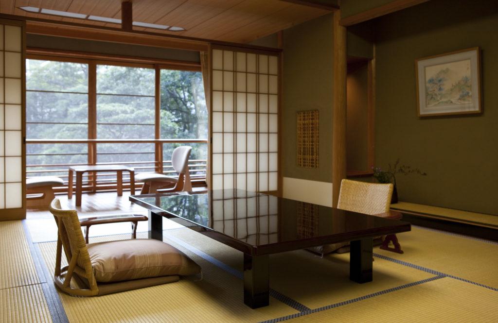 Японская гостиница рёкан