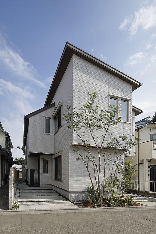 Японский частный дом