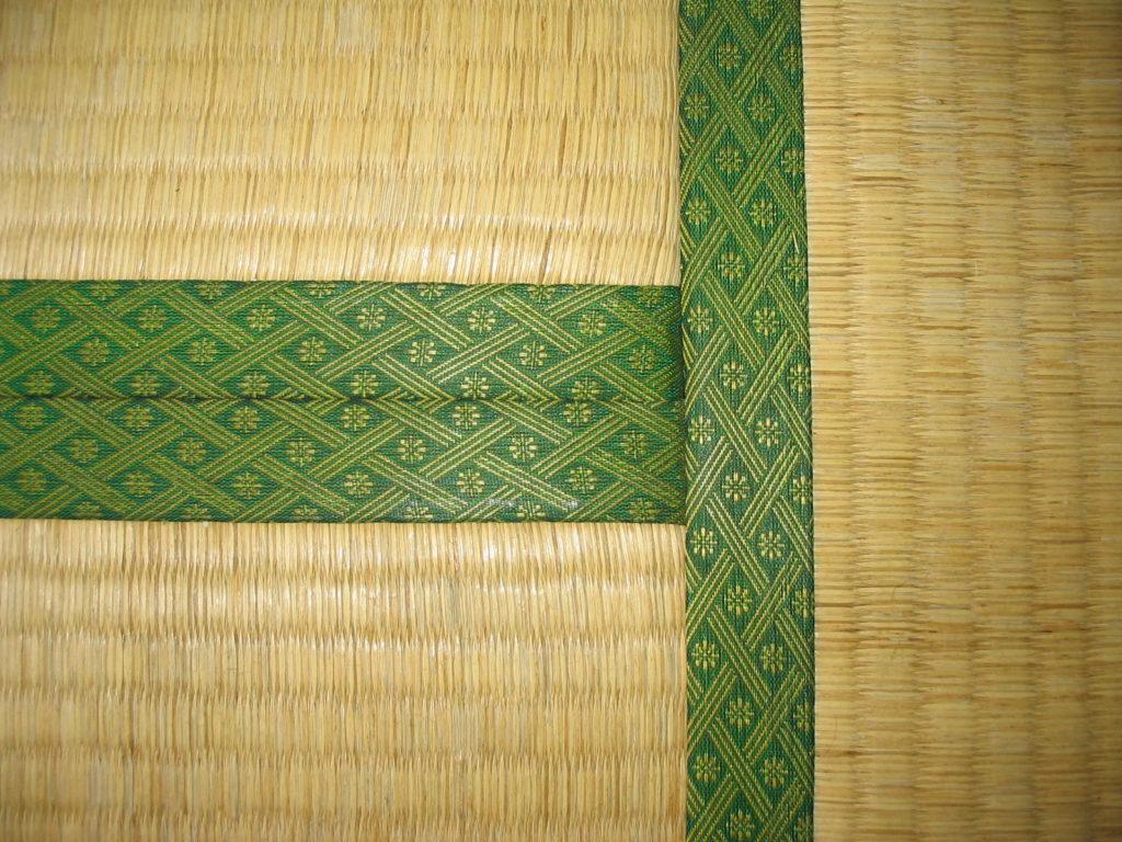 Японские напольные покрытия